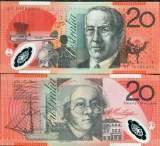 AUSTRALIA 20 DOLLARS 2010 P 59 POLYMER UNC