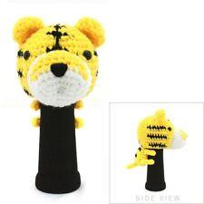 Hand Stitched Yarn Animal Driver/Wood Golf Head Cover