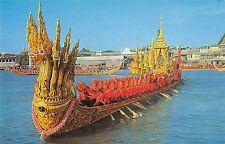 BR49855 the royal barge abdananta na cabat bamkok    Thailand