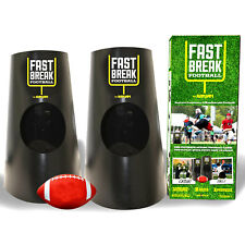 Kan Jam Football Ultimate Disc Game Set Portable Outdoor Sports Can Jan Tailgate