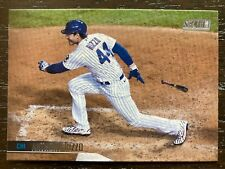 2021 Topps Stadium Club Base #166 Anthony Rizzo - Chicago Cubs