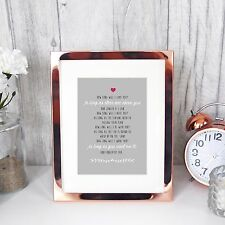 HOW LONG WILL I LOVE YOU Ellie Goulding lyric print 7x5/first dance vows wedding