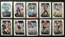 Mint 2003 AFL Select XL Ultra Trading Cards Fremantle Set 10 Cards