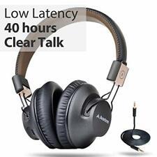 AVANTREE 40 HR APTX Auriculares inalámbricos de baja latencia para la observación de TV, Cómodo