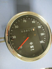 Opel GT Meilen Tacho Tachometer MPH 10 - 150, VDO 12 Volt  W-1062 Oldtimer Chrom