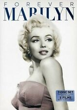 Marilyn Monroe Drama Box Set DVDs & Blu-ray Discs