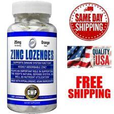 Hi Tech Zinc Lozenges 25mg 100 Count, 3 MONTH SUPPLY,MAX BOOST IMMUNITY,
