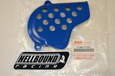 New OEM Suzuki LT250r Quadracer front sprocket cover guard 1987-1992
