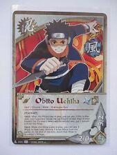 Naruto Karte OBITO UCHIHA -  1223 RARE 1.EDITION -