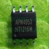 NEW 5PCS SI9933BDY-T1-E3 SI9933B 9933B SOP-8 P-Channel MOSFET Transistor SMD