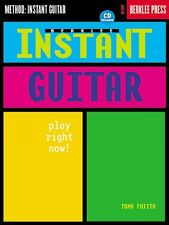 Berklee Instant Guitar - Play Right Now Berklee Methods New 050449522