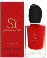 Si Passione by Giorgio Armani Eau De Parfum 1.7 oz / 50 ml Spray NEW, SEALED