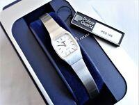 Vintage Pulsar By Seiko New Old Stock Ladies Quartz Wristwatch Y580-5389