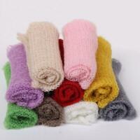 40*60CM Baby Boys&Girls Stretch Wrap Infant Photography Photo Prop Blanket Rug