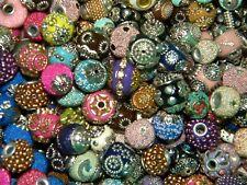 NEW 20/Pc (matched sets) Jesse James Boho Loose Beads 6-15mm RANDOM PICK Lot