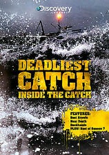 DISCOVERY CHANNEL// Deadliest Catch: Inside the Catch (BRAND NEW DVD)