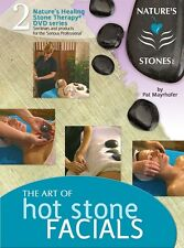 Hot Stone Facial Massage & Spa Therapy Video On DVD - Digital Manual Included