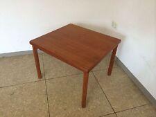 70er Teak Tisch Beistelltisch Couchtisch Coffee Table Toften Denmark Design 70s