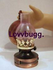 Oil Lantern Realistic Miniature for American Girl Doll Accessory Lovvbugg Lovv!