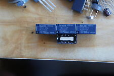 NAiS relay TX2-12V 12vdc spdt sealed NEW