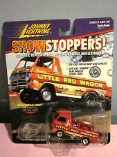 Johnny Lightning Show Stoppers! Little Red Wagon