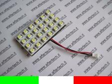 PANEL 24 LED SMD3528 BLANCO 6000K T10 BA9S SILURO M1