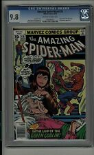 AMAZING SPIDER-MAN  #178 GREEN GOBLIN MARVEL COMICS 1978 CGC 9.8 OW-WHITE PAGES!
