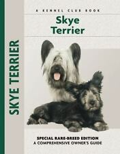 Skye Terrier KENNEL CLUB BOOKS Hardcover BOWTIE ILLUSTRATED Puppy Dog NEW