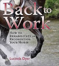 NEW - Back to Work: How to Rehabilitate or Recondition Your Horse