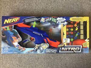Hasbro NERF NITRO Motofury Rapid Rally C0787