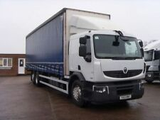Manual Curtain Side 6x2 Commercial Lorries & Trucks