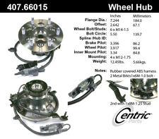 Wheel Bearing and Hub Assembly fits 2006-2007 Isuzu i-280 i-290 i-370  C-TEK BY