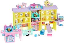 Takara Tomy Licca Doll Dog Cat Pet Shop With 10 Pets Trimmer 35 Sounds Japan