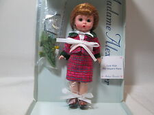 """New Madame Alexander 8"""" Doll LADY WITH THE ALLIGATOR - 39830 Purse and Glasses"""