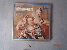 Carl Phillip Emanuel Bach-Flotenkonzerte vinyl album