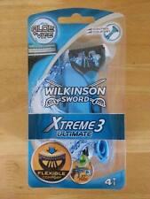Nueva Wilkinson Sword hombres Xtreme 3 Ultimate 3 X 4 Desechables Navajas 12 En Total!!