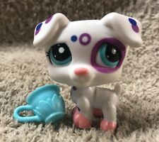 Littlest Pet Shop #2306 Spots & Dots Jack Russell Terrier Puppy Dog