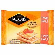 Jacob's Cream Crackers (2x200g) - Pack of 2