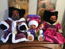 Robert Raikes Original 1990 Royal Court,King William,Queen Mary &The Jester!