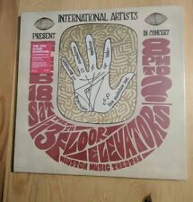 sealed THE 13TH FLOOR ELEVATORS LPS BOX SET HOUSTON MUSIC THEATRE