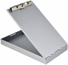 Saunders Metal Storage Clipboard Office Document Paper Box Organizer, Container