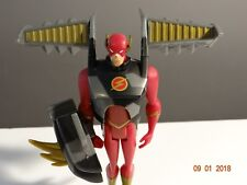 Justice League: The Animated Series: JLU: Mission Vision: The Flash