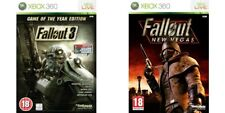 fallout 3 game of the year  edition & fallout new vegas     xbox 360 pal