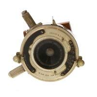 Bausch & Lomb 4x5 Zeiss Protar Series IV in Volute Shutter - UG