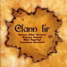 CLANN LIR (MELNITSA female singer side project) s/t CD Folk Rock МЕЛЬНИЦА Russia