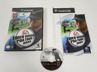 Tiger Woods PGA Tour 2003 (Nintendo GameCube, 2002) - Complete - Tested, Works