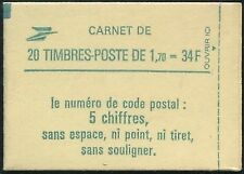 France Carnet Moderne N°2318-C1 Confectionneuse N°8 NEUF ** LUXE