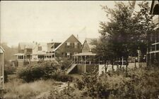 Homes - CAPE COD ONSET? Written on Back Real Photo Postcard c1910