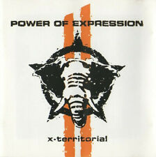 Power Of Expression ‎– X-Territorial
