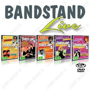 Bandstand DVD : Australia : The Everly Brothers Roy Orbison Peter Paul & Mary